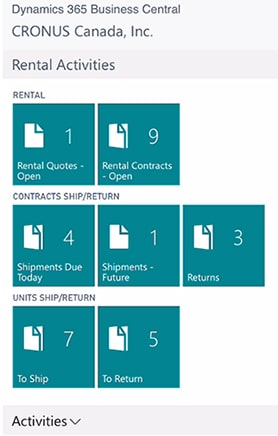 Dynamics 365 Business Central for Oilfield Service is what