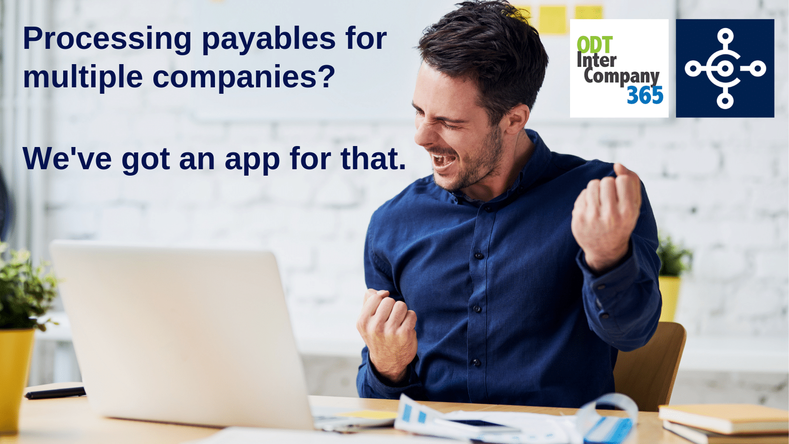 Processing intercompany payables? We've got an app for that.